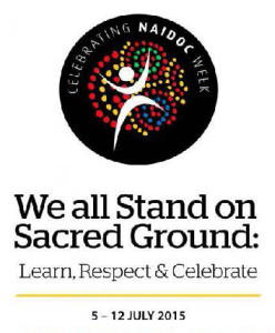 Flyer Broken Hill NAIDOC Week 2015 - CROPPED