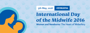 Int day of midwife GRAPHIC
